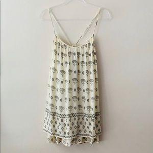 Zara Floral Print Dress Size XSmall